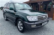 Used Toyota Land Cruiser Amazon