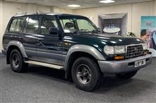 Toyota Land Cruiser Colorado