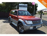 Used Toyota Land Cruiser Colorado