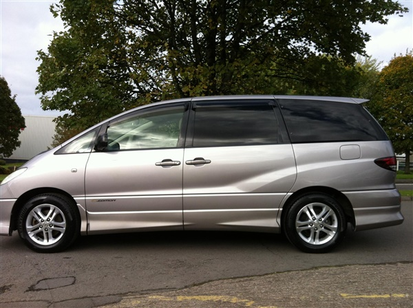 Large image for the Used Toyota Previa Estima