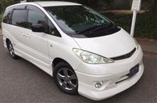 Used Toyota Previa
