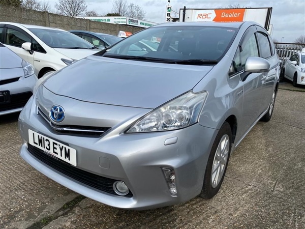 Large image for the Used Toyota Prius+