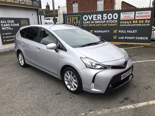 Large image for the Used Toyota PRIUS PLUS