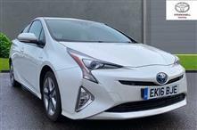 Used Toyota Prius
