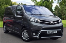 Used Toyota Proace Verso