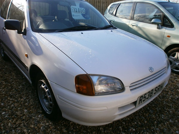 Large image for the Toyota Starlet