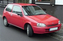 Used Toyota Starlet