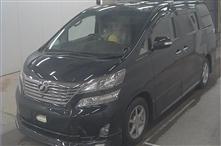 Used Toyota Vellfire