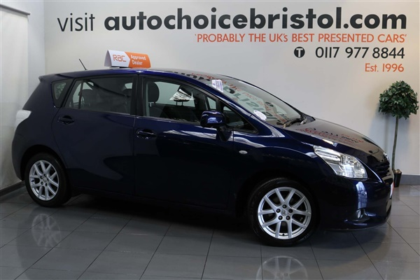 Large image for the Toyota Verso