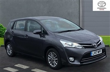Used Toyota Verso