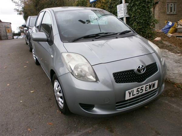 My 2006 Toyota Yaris review