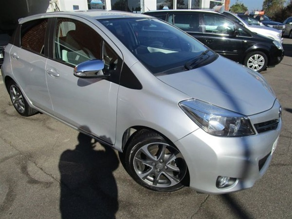 Large image for the Toyota Yaris