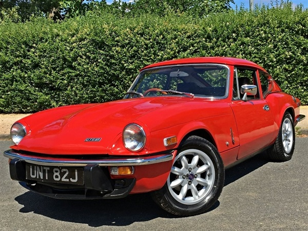Large image for the Used Triumph GT6