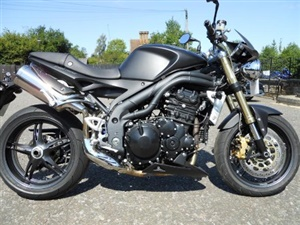 Large image for the Used Triumph Speed Triple
