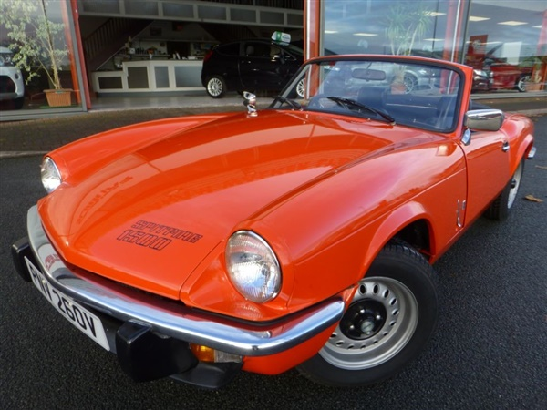 Large image for the Used Triumph Spitfire
