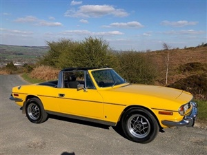 Large image for the Used Triumph STAG