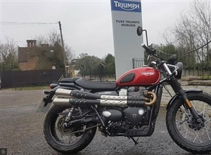 Large image for the Used Triumph Street