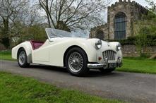 Used Triumph TR2