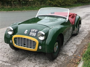 Large image for the Used Triumph TR3
