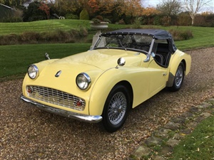 Large image for the Used Triumph TR3A