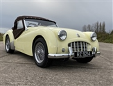 Used Triumph TR3