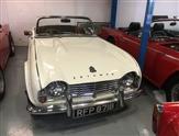 Used Triumph TR4