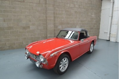 Large image for the Used Triumph TR5