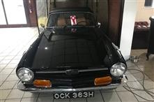 Used Triumph TR6