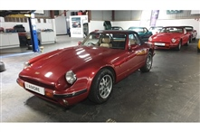 TVR S Convertible