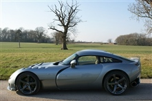 Used TVR Sagaris
