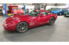 Used TVR Tuscan