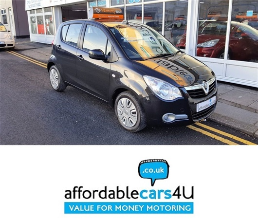 Large image for the Vauxhall Agila