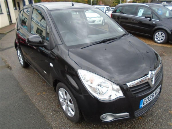 Large image for the Vauxhall Agila
