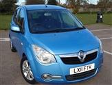 Used Vauxhall Agila
