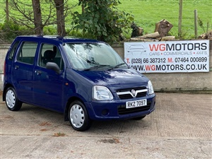 Large image for the Used Vauxhall AGILA