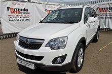 Used Vauxhall Antara
