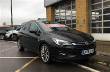 vauxhall astra estate for sale in essex