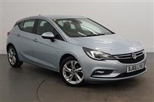 Used Vauxhall Astra