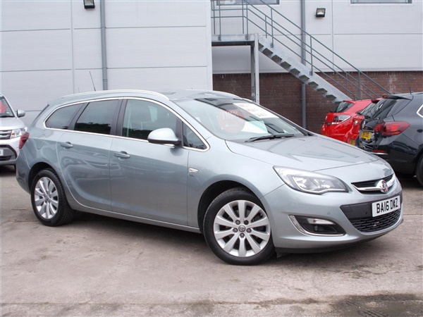 Large image for the Used Vauxhall Astra