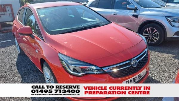 Vauxhall Astra £17,758 - £26,394
