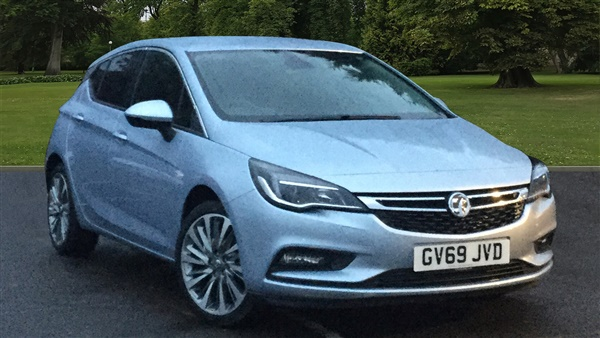 Large image for the Vauxhall Astra