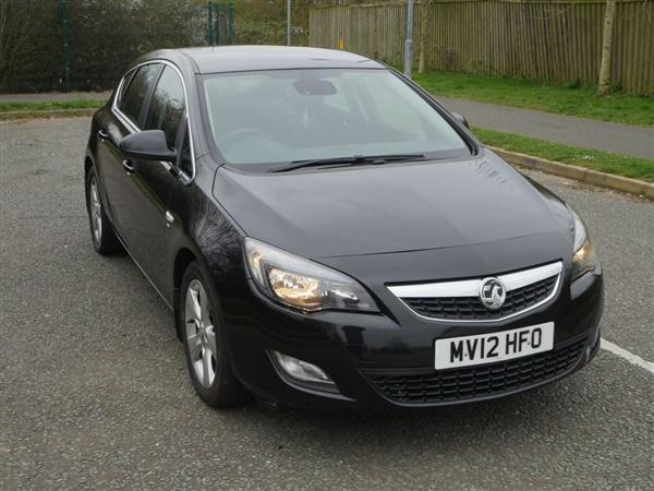 Vauxhall Astra £14,116 - £20,999
