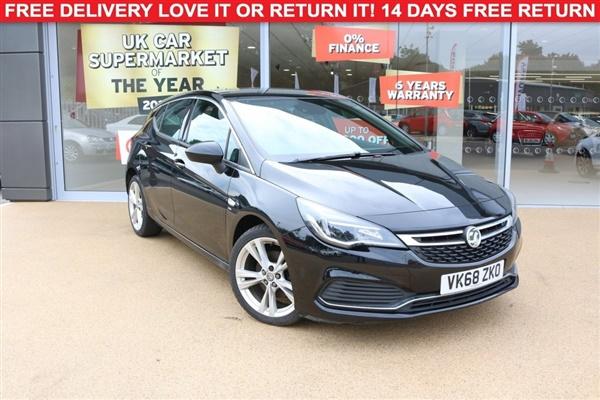 Vauxhall Astra £15,476 - £22,990