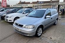 Vauxhall Astravan