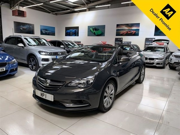 Large image for the Vauxhall Cascada