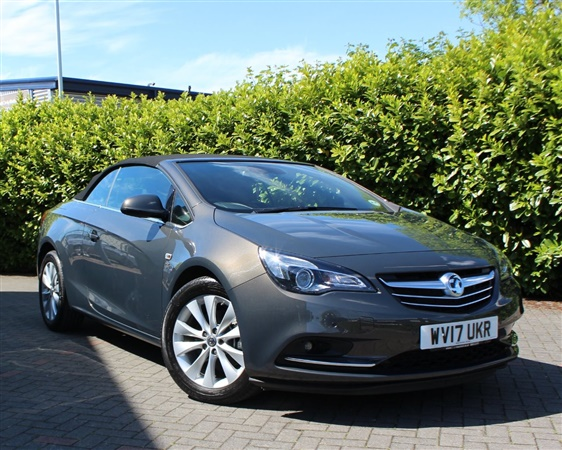 Large image for the Used Vauxhall Cascada