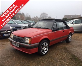 Large image for the Used Vauxhall CAVALIER