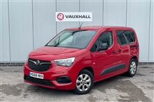 Used Vauxhall Combo Life