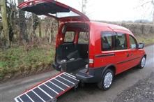 Vauxhall Combo Tour