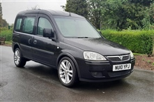 Used Vauxhall Combo Tour